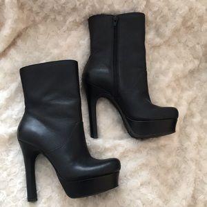 Women's Platform Booties by Jessica Simpson